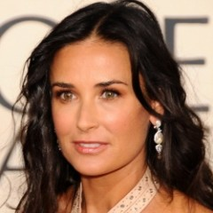 Is This Demi Moore's Strangest Look Yet?