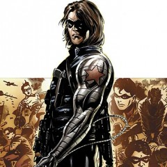First Look At The Winter Soldier