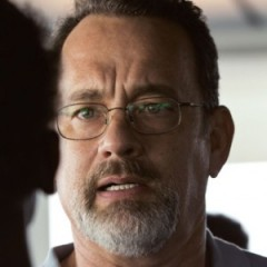 Check out Tom Hanks as Captain Phillips