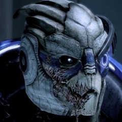 Could Garrus Get His Own Game?