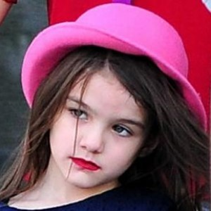 7-Year-Old Suri Cruise Launching a Fashion Line