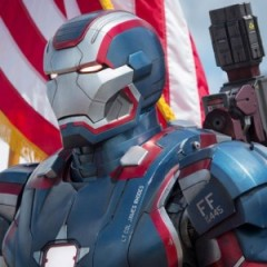 Concept Art of War Machine & Iron Patriot in Iron Man 3