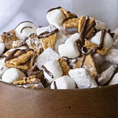 15-Minute S'mores Chex Mix