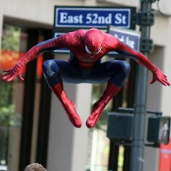 Awesome New Set Photos from 'Amazing Spider-Man 2'