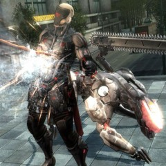 Take a Look At Metal Gear Rising: Revengeance Blade