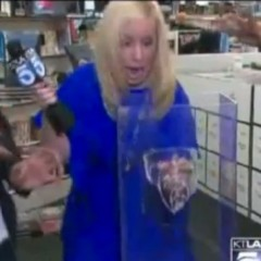 News Reporter Freaks Out After Witnessing Magic Trick