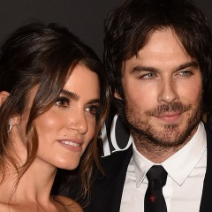 Inside Nikki Reed & Ian Somerhalder's Secret Wedding