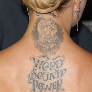 Guess Which Celebs Have These Ugly Tattoos