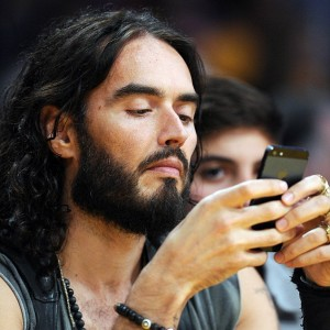 Russell Brand Apparently Divorced Katy Perry Via Text