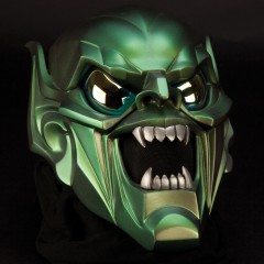 New Green Goblin Description: Cat-Woman Meets Iron Man?