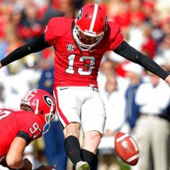 Georgia Kicker Arrested for Boating Under The Influence