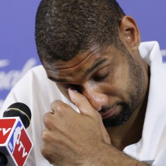 Tim Duncan's Wife Makes Shocking Allegations