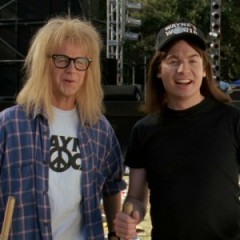 The Cast of 'Wayne's World 2′ Then & Now