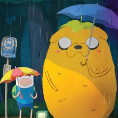 The Voices Behind  'Adventure Time'