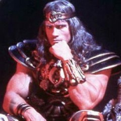 Schwarzenegger to star in Conan trilogy?