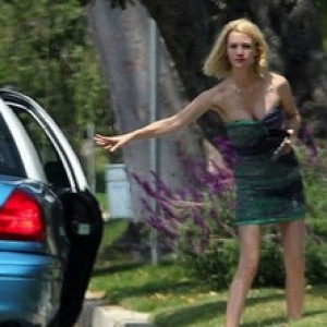 Hilarious Shots Of Celebs Doing The Walk Of Shame