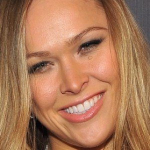 Celebs Who'd Like a Chance at Knocking Out Ronda Rousey