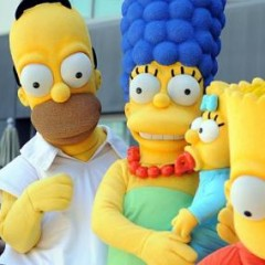 The Simpsons Win The Lottery
