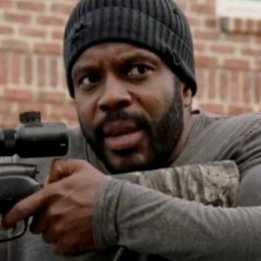 Tyreese Struggles to Survive in Zombie Apocalypse in Season 4