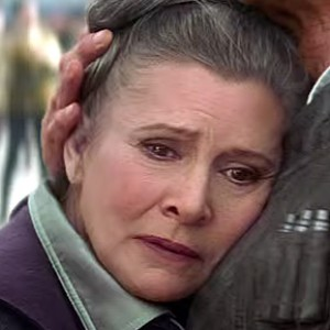 Carrie Fisher Was Told to Lose Weight for 'The Force Awakens'