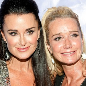 Kyle Richards Opens Up About Her Sister Kim