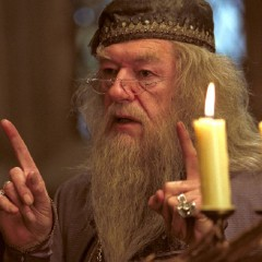 Actor Only Played Dumbledore Because Of Granddaughter's Threats