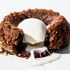 This is a Molten Cake You Won't Want to Share