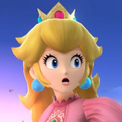 Princess Peach Joins the Super Smash Bros.