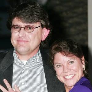 Erin Moran and husband Steven Fleischmann during LG Mobile Phones | WireImage | 147557381