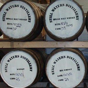 5 Most Beautiful Canadian Distilleries