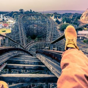 Theme Park Rides You Won't Believe Are Real