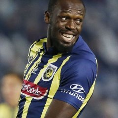 Usain Bolts First Pro Soccer Start Was Amazing
