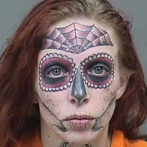 Walmart Shoplifting Suspect's Mugshot Is a Thing of Nightmares