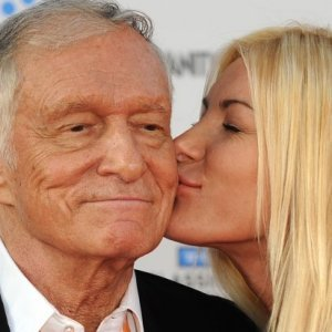 Here's What Hugh Hefner's 60 Years Younger Widow is Doing Now