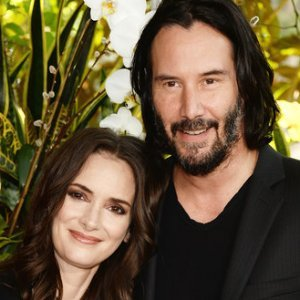 Winona Ryder Is Not Letting Anyone Forget She's Married to Keanu