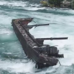 A Century-Old Fixture at Niagra Falls May Be About to Move
